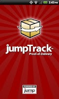Screenshot of JumpTrack