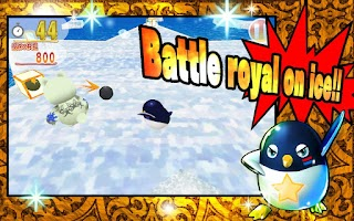 Screenshot of Survival Penguin
