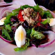 Simple Niçoise Salad Recipe