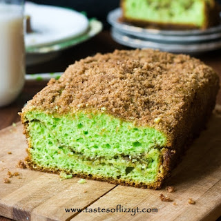 Pistachio Pudding Bread