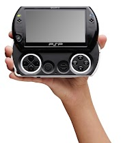 PSP Go accidentally unveiled
