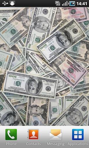 MoneyLiveWallpaper