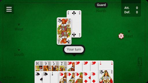 French Tarot - screenshot