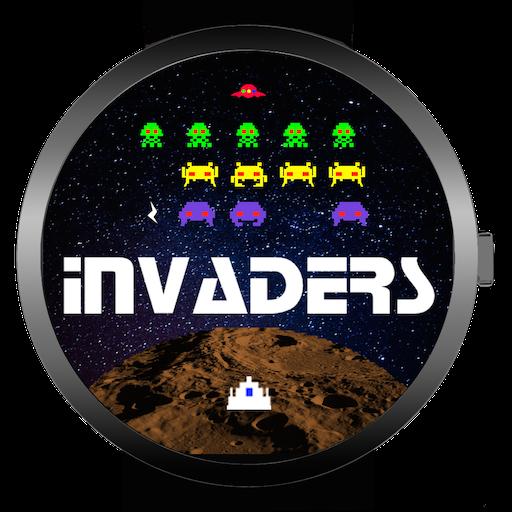 太空侵略者(Android Wear)