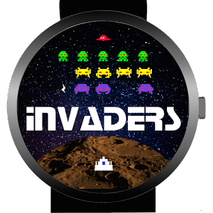 Invaders (Android Wear)