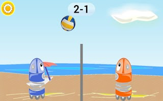 Screenshot of Volleyball Mobile