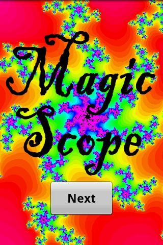 Magic Scope