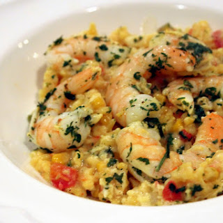 Mexican Shrimp Jambalaya