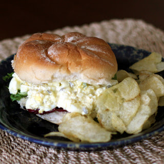 Egg Salad Sandwich Filling