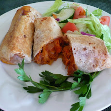 Chi Chi's Baked Chicken Chimichangas