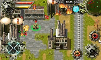 Screenshot of TANK WAR 2013