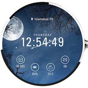 Weather Watch Face - G Watch R