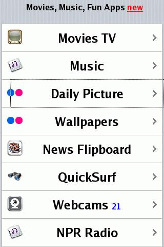 media-browser-ba-net for android screenshot