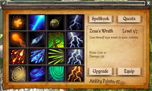 Daggervale - screenshot
