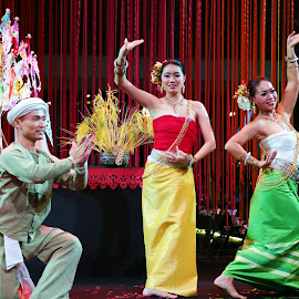 Culture Dance by Koh Chip Whye - People Musicians & Entertainers (  )