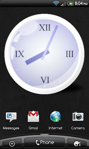 Custom Clock Widget Pro Full