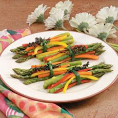 Spring Vegetable Bundles
