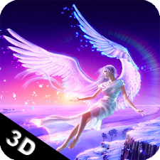 Angel Fairy 3D Live Wallpaper