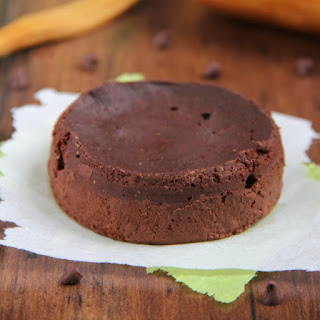 Skinny Single-Serving Microwave Brownie