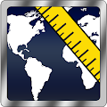 Maps Distance Ruler Lite APK for Bluestacks