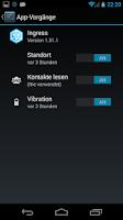 Screenshot of App Ops Starter