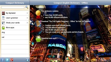 Screenshot of Compact Dictionary - Offline
