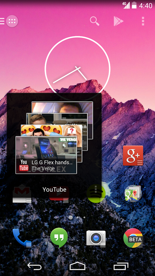 Action Launcher 2: Pro Screenshot 2