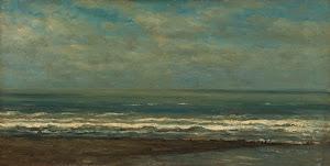 RIJKS: Willem Roelofs (I): painting 1868