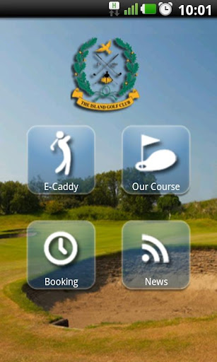 The Island Android App