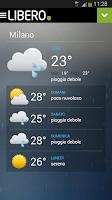 Screenshot of Libero.it