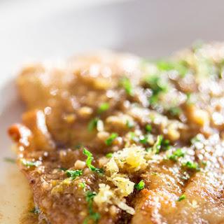 Sand Dabs Fish Recipes