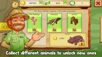 Screenshot of Animal Park Tycoon