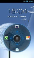 Screenshot of Galaxy S3 Go Locker Theme