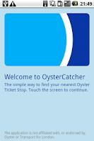 Screenshot of OysterCatcher