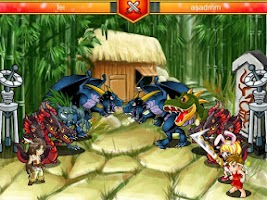 Screenshot of Avatar Fight - MMORPG game