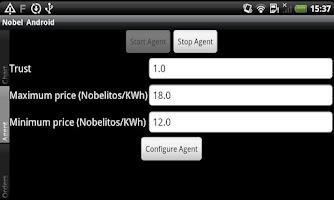 Screenshot of NOBEL BAF