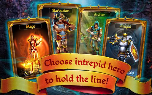 Defenders of Suntoria - screenshot