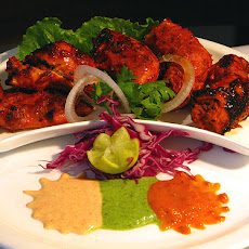 Chicken Malai Kebab