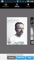 Screenshot of Peloton magazine