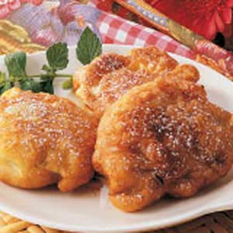 Deep Fried Apple Fritters Recipes — Dishmaps