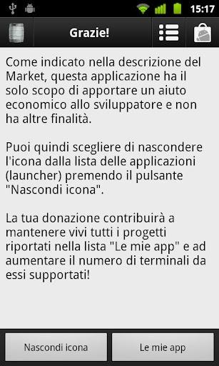 【免費程式庫與試用程式App】RL A Barrel Donation-APP點子