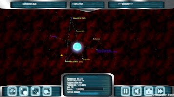 Screenshot of Solar Forge