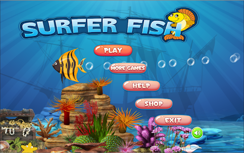 Game surfer fish apk for kindle fire download android for Real life fishing games