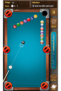 Free The king of Pool billiards APK for Windows 8