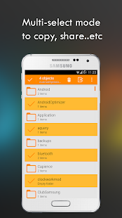 Easy File Manager - screenshot