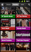 Screenshot of ChannelCaster: Social News
