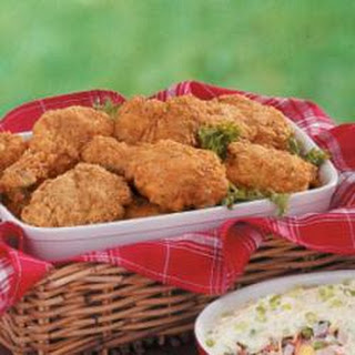 Crispy Fried Chicken With Cornstarch Recipes