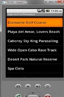 Screenshot of Cabo San Lucas Travel Guide
