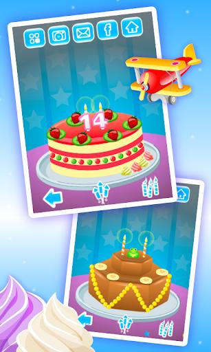Cake Maker Kids (Ads ) - screenshot