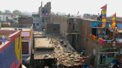 Charanagar, Ahmedabad © Caleb Johnstonn